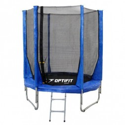 Батут Optifit Jump 8ft (Blue)