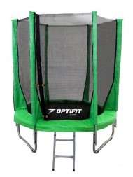 Батут Optifit Jump 8ft (Green)